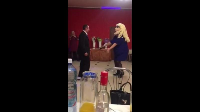 Оля Мамонкина и жених 16.12.2017