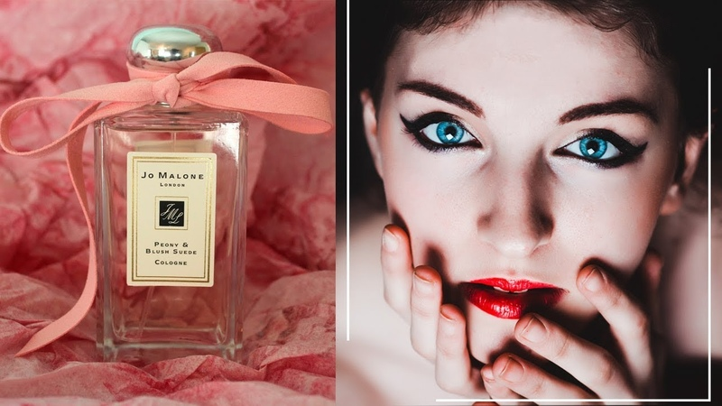 Jo Malone Peony and Blush Suede / Джо Малон Пион и Замша - обзоры и отзывы о духах