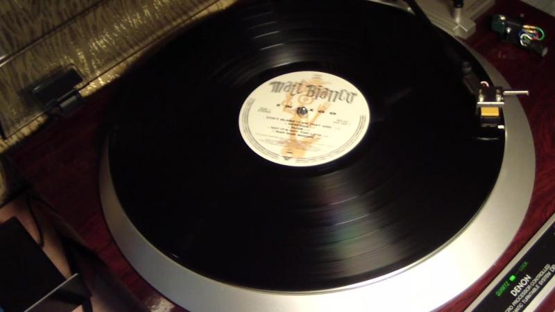Matt Bianco - Dont Blame It On That Girl (1988) vinyl