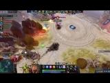 [hOlyhexOr] Liquid.Miracle- EPIC Invoker God vs LGD + Rampage - Dota 2 (Player Perspective)