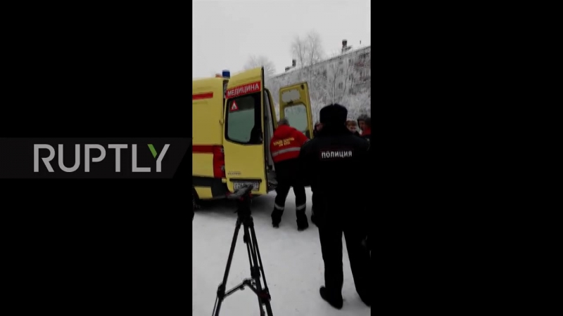 Russia Perm school attacker apprehended after knife fight leaves 13 injured