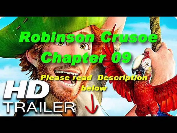 [English Story] Robinson Crusoe chapter 09 - Learning English