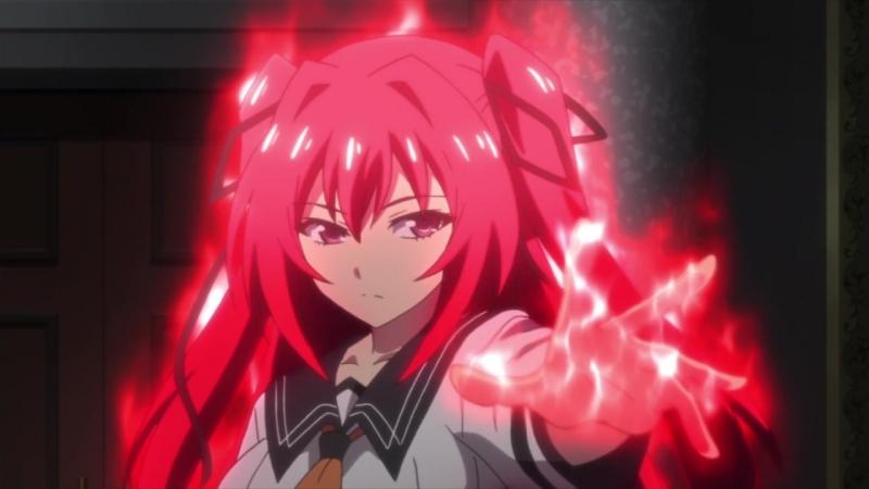 По велению адской сестры 11 / Shinmai Maou no Testament 11 (Ecchi / Hentai / Хентай/ Этти )