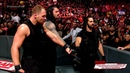 WWE The Shield reunites and destroy Bruan Strowman 8-20-18 (1080p HD)