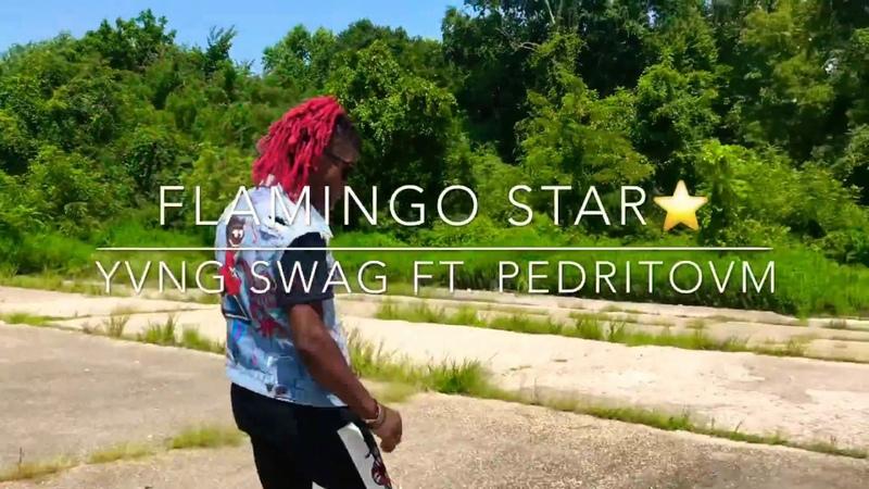 FLAMINGO STAR - Yvng Swag ft. Pedrito Vm (Dance Video) FlamingoStarChallenge