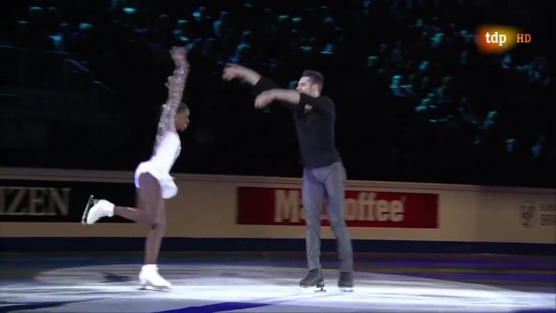 James_Cipres. 2016 European Figure Skating Championships. Gala