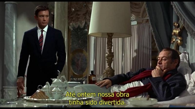 The Honey Pot ou Charada em Veneza (1967) de Joseph L. Mankiewicz - LEGENDADO