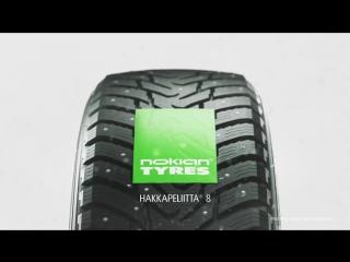 Запрещенная реклама от шин Nokian