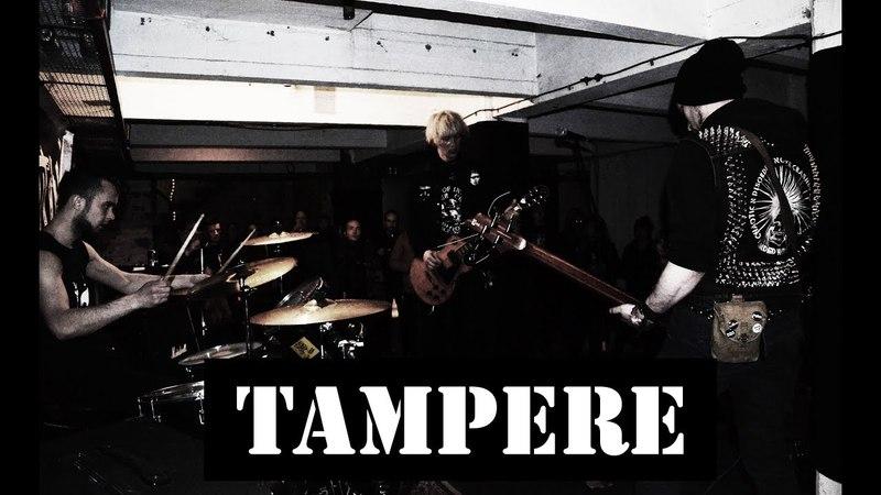 Masspollution Northern European Tour 2016 || Tampere / Тампере