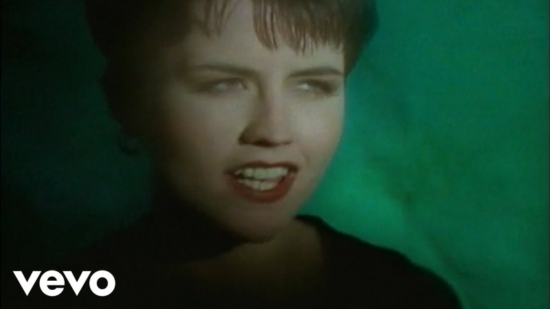 The Cranberries - Dreams клип HD 1993 год . музыка 90-х