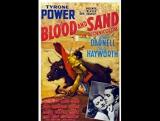 Blood and Sand (1941) Tyrone Power, Linda Darnell, Rita Hayworth