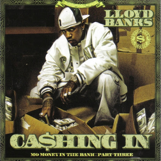 Lloyd Banks альбом Cashing in Mo Money in the Bank, Pt. 3