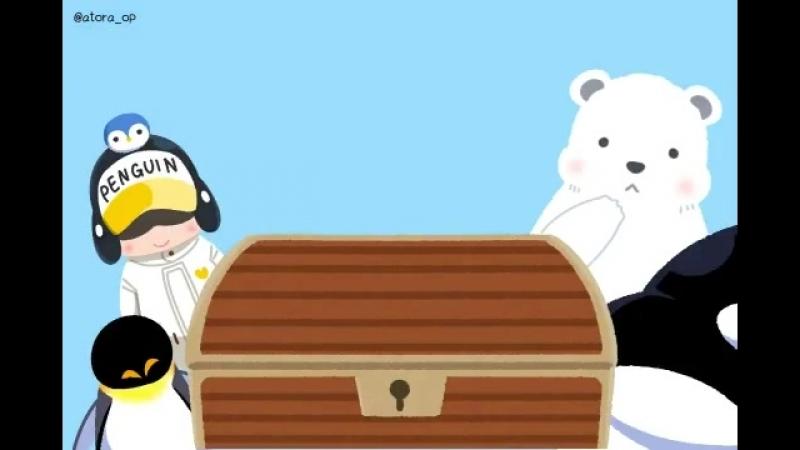 ペンさん誕生日おめでとうございますー ペンギン生誕祭2018 ペンギン生誕祭