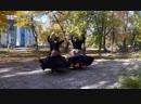 ATS Flash Mob World Wide 2018 Voronezh Russia PANDORA TRIBE