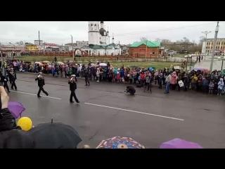 Парад Победы 2018(Канск)