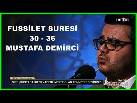 Kur'an ı Kerim'i Güzel Okuma Yarışması Mustafa Demirci Hafta Finali