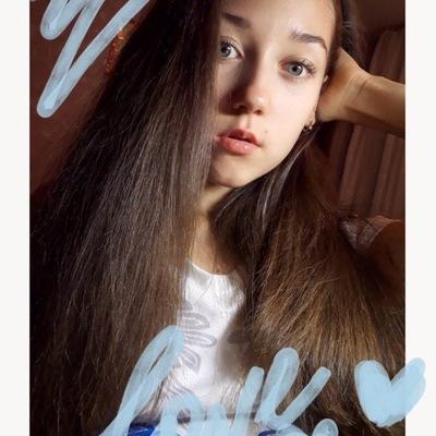 Анастасия Лисовец
