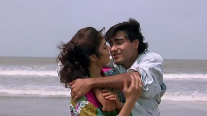 Шипы и розы-Phool aur kaante-Индия 1991