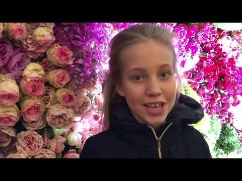 Я модель на Odessa Fashion Week 2018 Сады Победы Дизайнер Marina Maribella