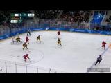 Победный гол сборной России по хоккею на Олимпиаде в Пхенчхане
