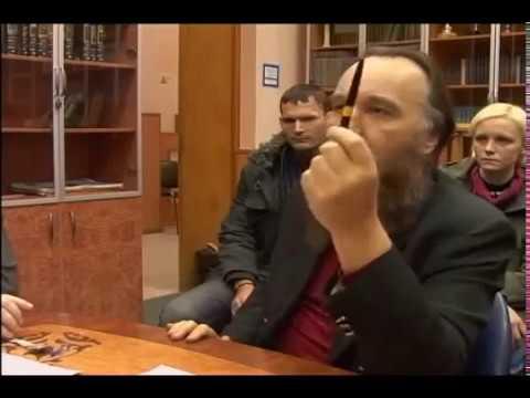 Александр Дугин: Феноменологическая философия и метафизика глупого общества