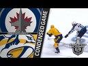 Winnipeg Jets vs Nashville Predators R2, Gm7 May 10, 2018 HIGHLIGHTS HD