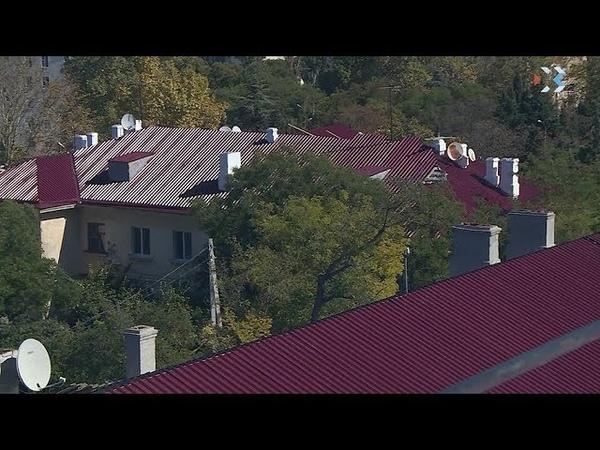Капремонт домов на улицах Павла Дыбенко и Юрия Гагарина близок к завершению
