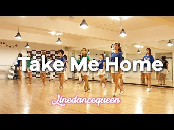 Take Me Home Line Dance (Absolute Beginner) Karen Tripp Demo Count
