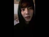 VROMANCE's Instagram Live 180321 _ 1 (Chandong)