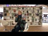 Наталья Андреева на книжном фестивале