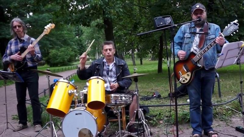 ROST ROM Band — Мажорный рок-н-ролл