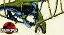 Muldoons Quest For Vengeance - Jurassic Chaos - Raptor Part 6 - Jurassic Park Comics