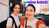 NINA KRAVIZ Interview- growing up in Siberia, being a dentist, religion, Russia party scene