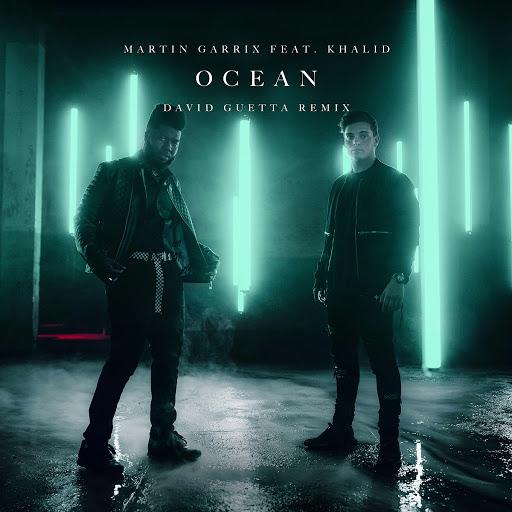 Martin Garrix альбом Ocean (David Guetta Remix)
