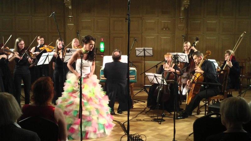 Vivaldi - Farnace's aria from Farnace - Elina Shimkus