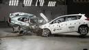 1998 Toyota Corolla vs 2015 Toyota Corolla Auris Crash Test