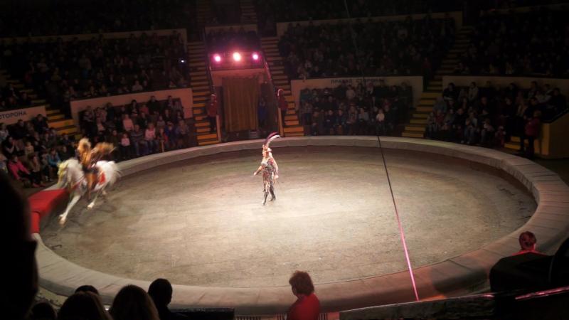 Цирк в Созвездии Льва 6