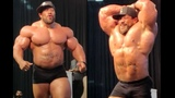 Roelly Winklaar Guest Posing - 7 Weeks Out from Mr.Olympia 2018