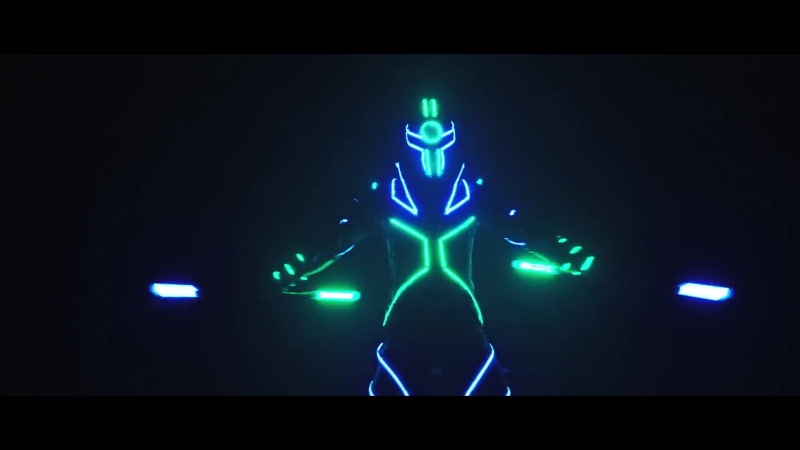 Juno Reactor - Let's Turn On (Official Video)