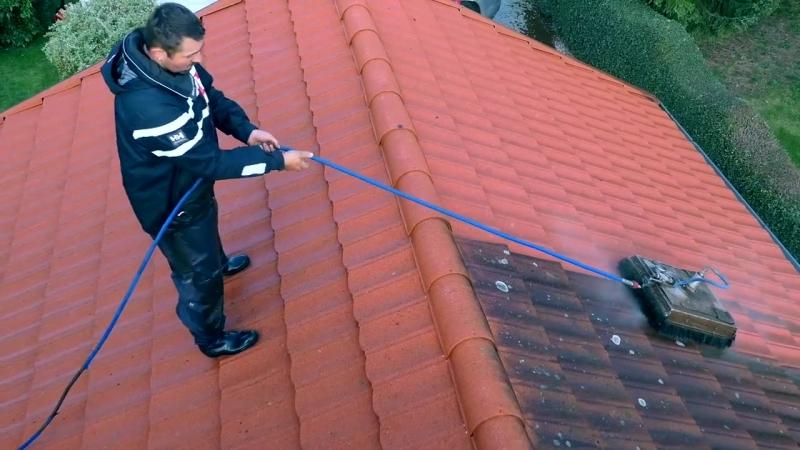 чистилка крыши