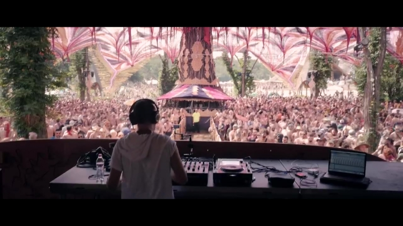 RITMO @ Mainstage Ozora Festival Hungary 2018 07 31 BEMC