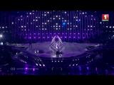 Скандал на Евровидении_ у британской участницы вырвали микрофон
