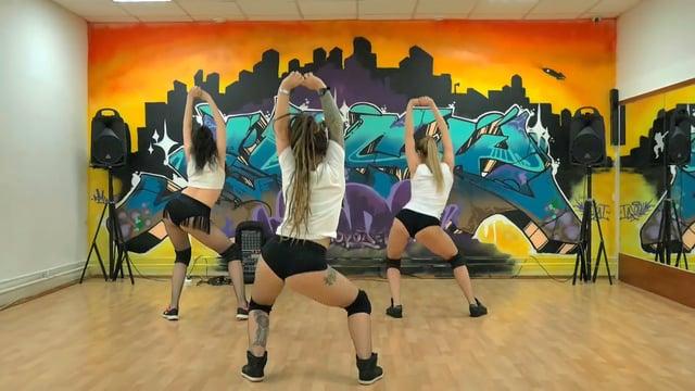 Cardi B - Rollin | East Side Booty Gyalz Twerk
