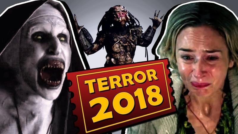 8 FILMES DE TERROR MAIS ESPERADOS DE 2018