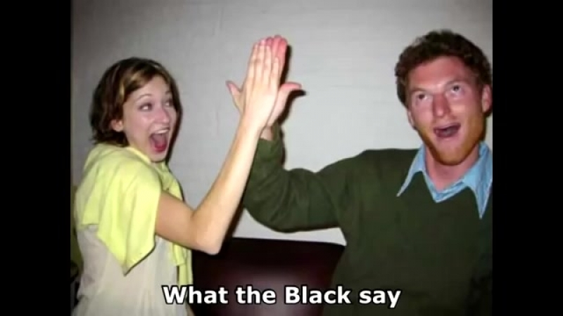 What the black say