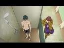 2 серия двухголоска русская озвучка Вольный стиль 3 сезон Заплыв в будущее Free Dive to the Future Animaunt Парни