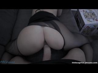 Little Caprice (POV DREAMS – LETS FUCK MY NEIGHBOUR)[2018, All sex, Blowjob, POV, 1080p]