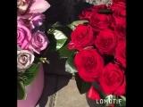 Композиции в шляпных коробках. +375295455032 Цветочный магазин Farfella на габровской 32 (ТЦРублевский)