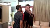 La broma de Luis Enrique a Sergio Ramos en su primer encuentro en la Selecci
