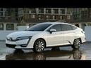 2017 Honda Clarity Electric. Электрическая Хонда с запасом хода всего 130 км.